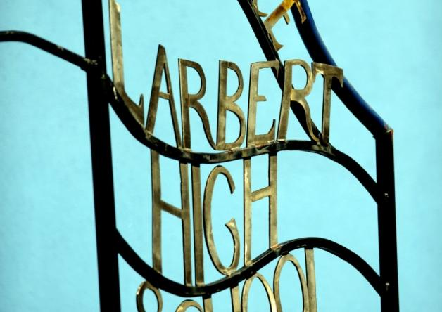 larberthighschool